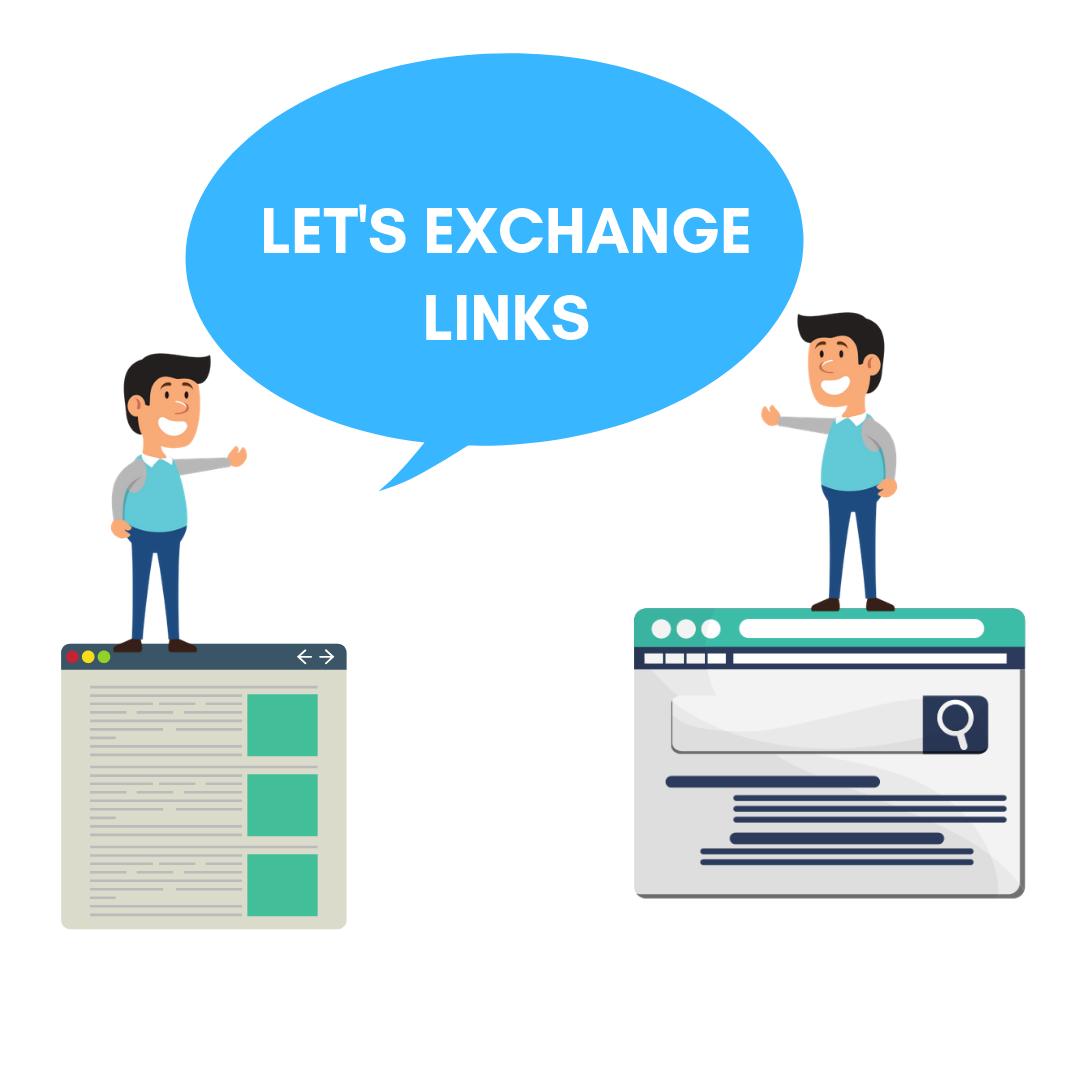 link exchange concept