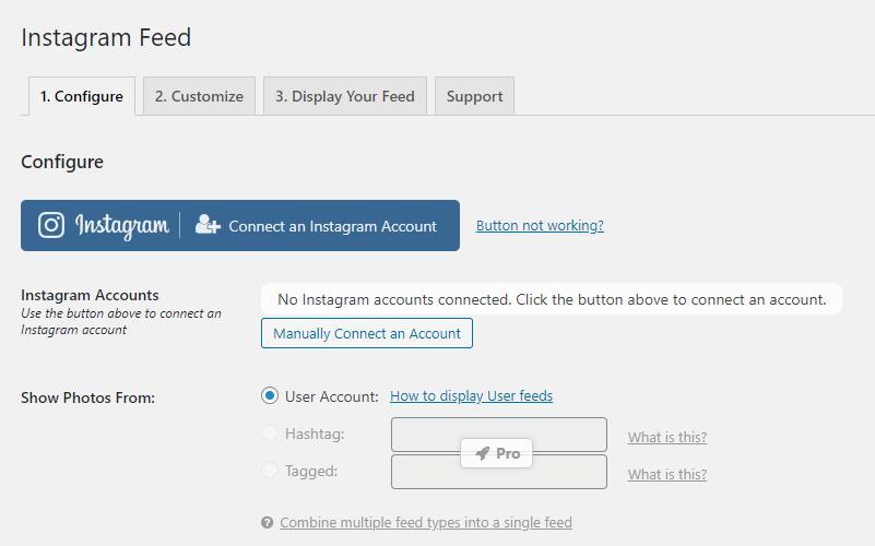 Instagram Feed WordPress Plugin