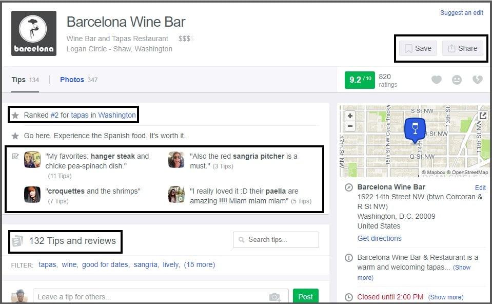 foursquare cityguide